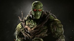 injustice swamp thing