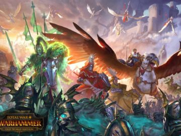 Total War: Warhammer 2 is 'In The Works'