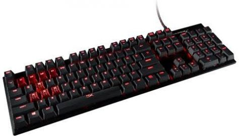 HyperX Alloy FPS Red or Brown Gaming Keyboard Is Now Shipping