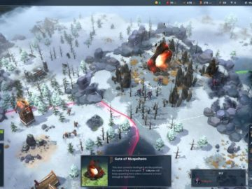 Viking Strategy RTS 'Northgard' is Civ 6 Meets Norse Mythology