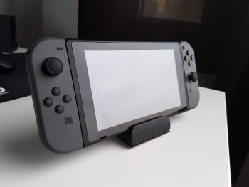 Check out This Nintendo Switch 3D Printed Dock Which Doesn't Scratch Your Screen