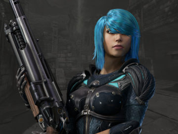 New Quake Champions Gameplay Trailer Shows Off New Character Nyx