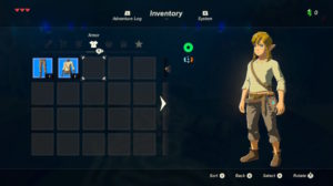 Legend of Zelda: Breath of the Wild – Armor Sets Guide | Drop Locations
