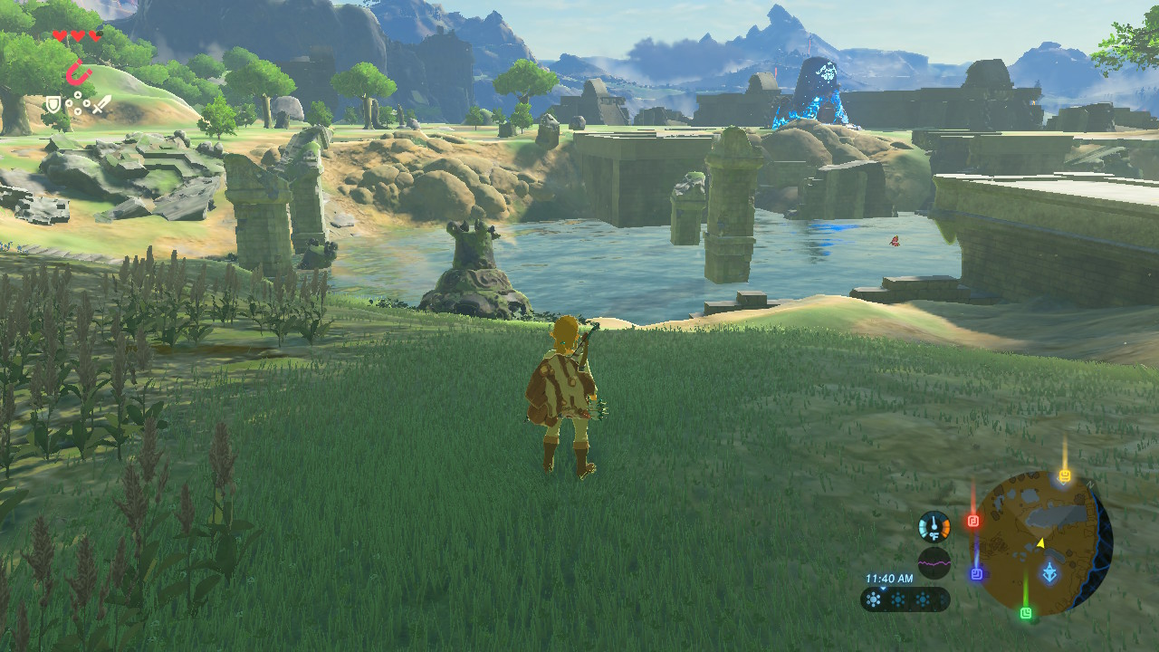 Breath Of The Wild How To Get Warm Clothing Cold Survival Guide