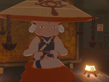 Breath of the Wild – Seek Out Impa | Step-by-Step Quest Guide