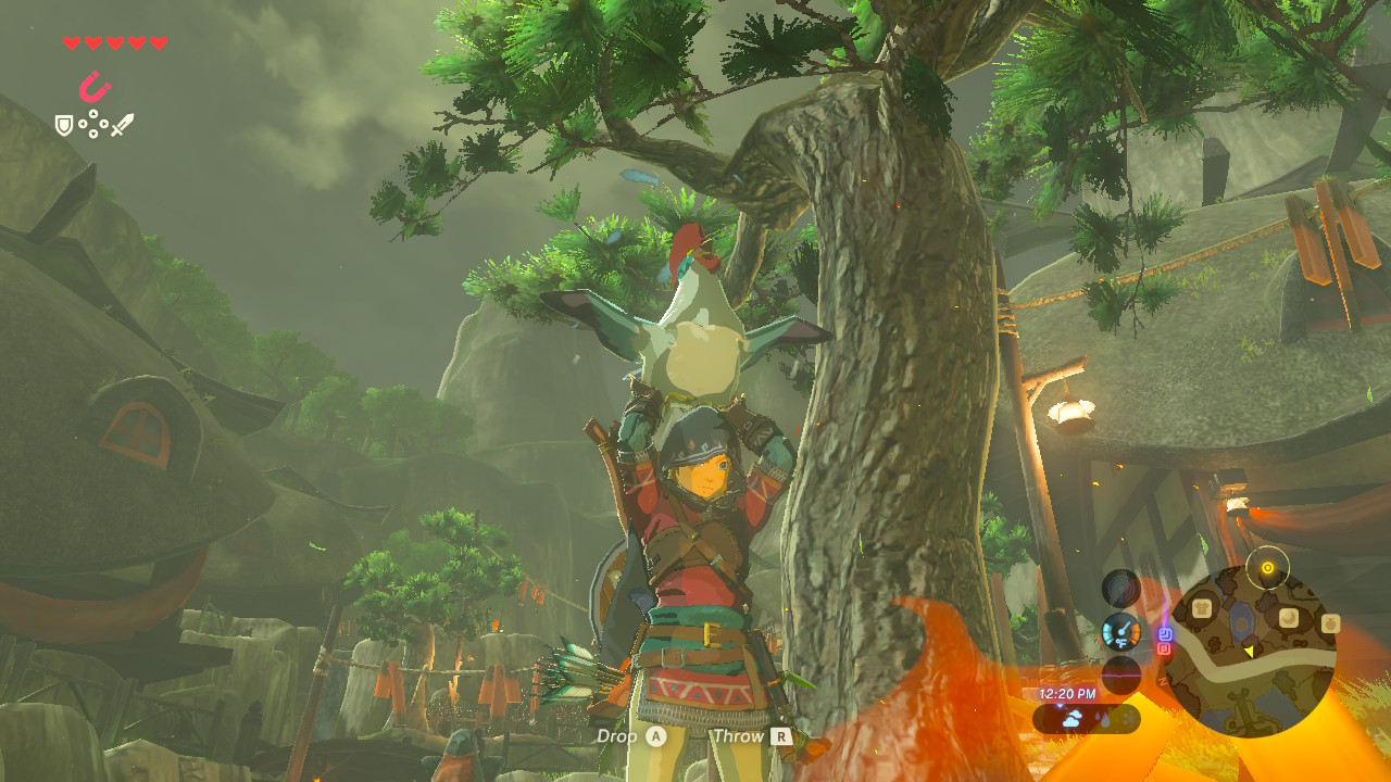 Legend of Zelda: Breath of the Wild – Cucco Apocalypse Easter Egg Guide