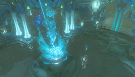 Breath of the Wild – Reach Zora's Domain | Step-by-Step Quest Guide
