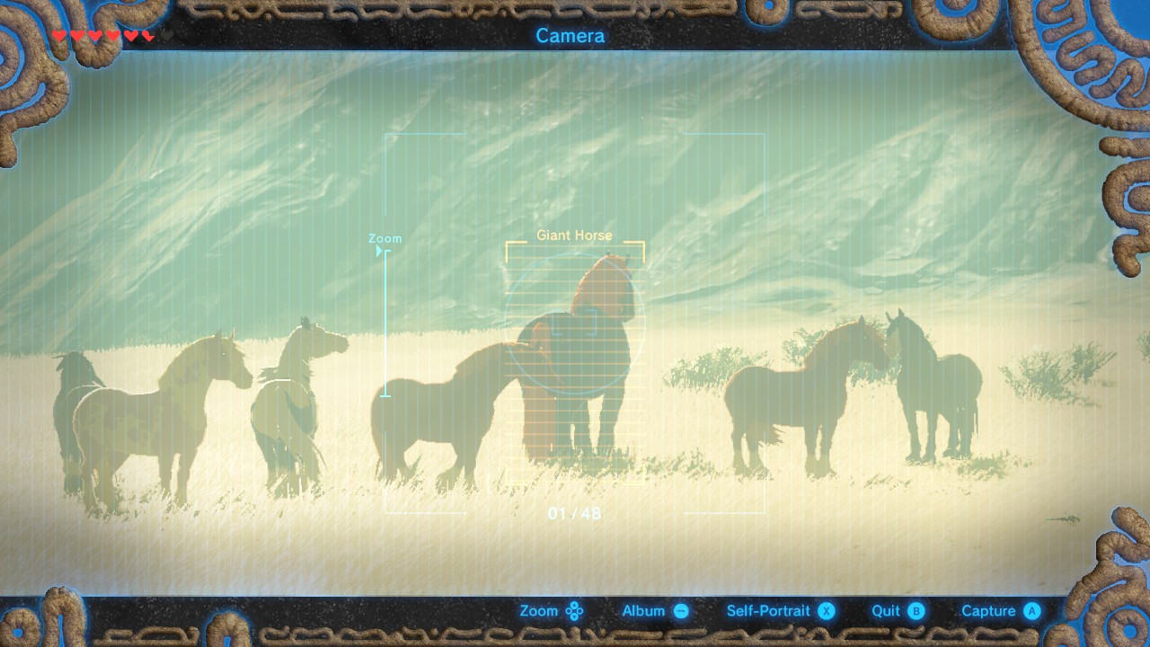 Breath Of The Wild Yes There S A Giant Horse Here S How To Get It Gameranx