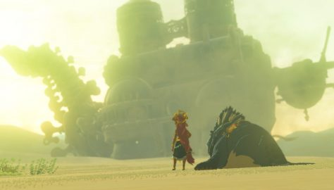 Breath of the Wild – Divine Beast Vah Naboris Quest | Dungeon Guide