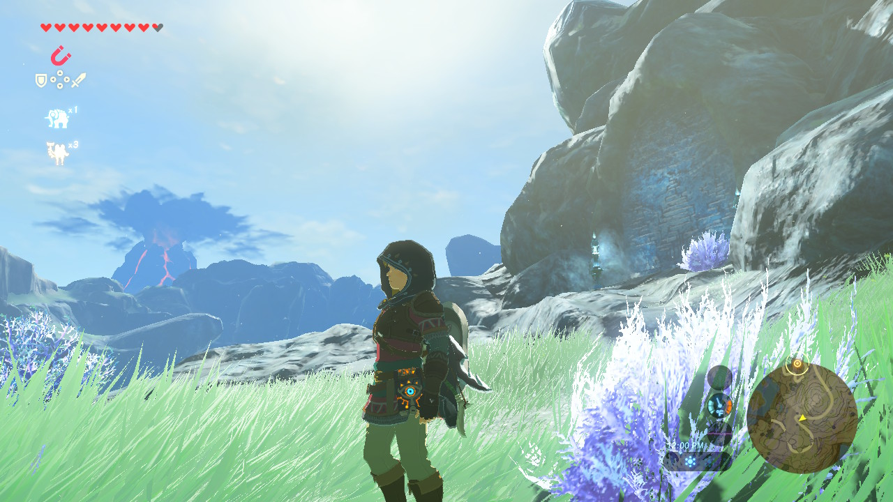 Breath Of The Wild All 10 Zora Stone Monuments Locations Quest