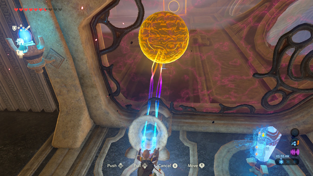 how to get to the divine beast vah medoh
