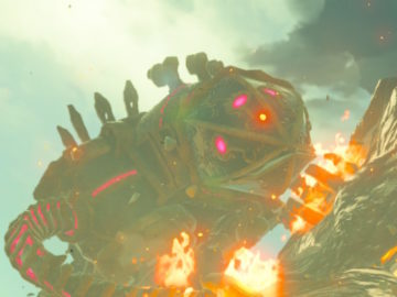 Breath of the Wild – Divine Beast Vah Rudania Quest | Dungeon Guide