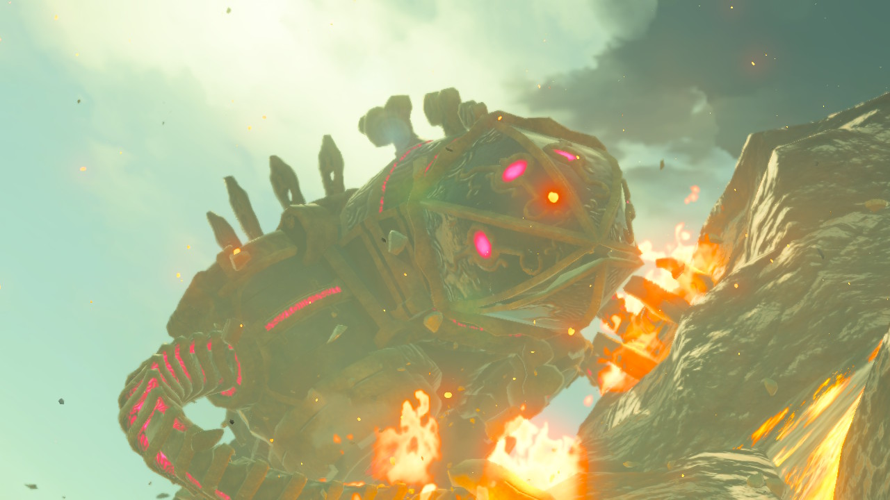 Zelda Breath Of The Wild How To Beat All 4 Divine Beasts