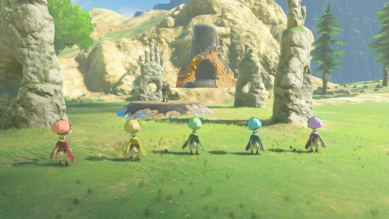 Breath Of The Wild How To Solve All Shrines Tabantha Walkthrough