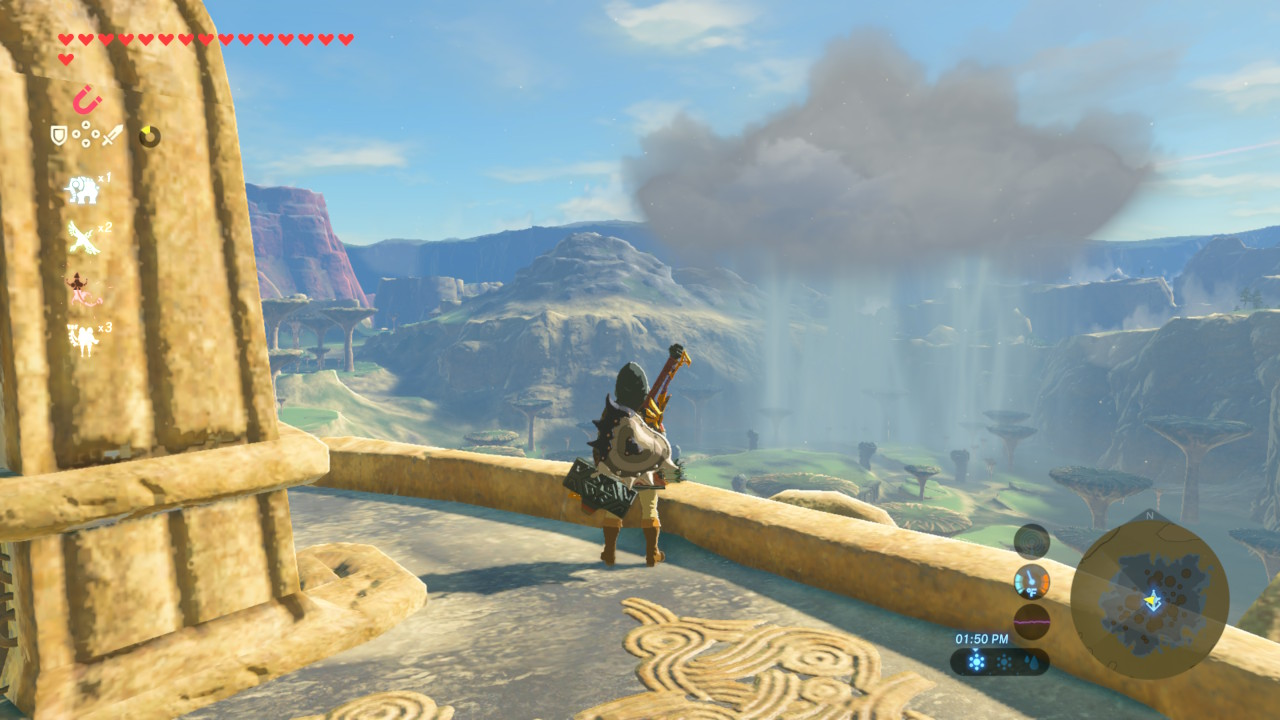 Breath Of The Wild How To Solve All Shrines Ridgeland