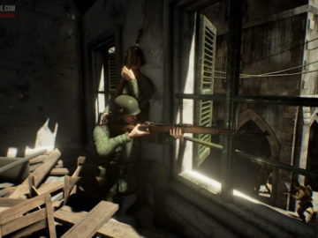 Square Enix Signs WWII FPS Battalion 1944 For PS4, Xbox One, and PC