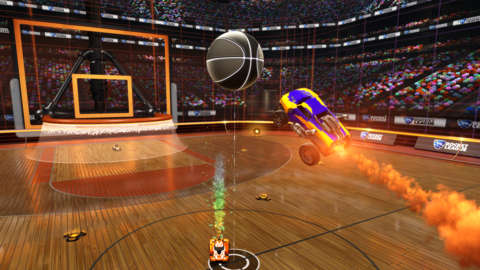 Psyonix Considering Rocket League On Nintendo Switch