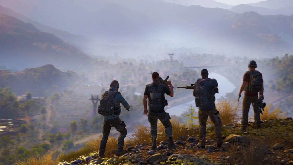 Ghost Recon Wildlands Latest Update Adds New Extraction Mode ... on california ohv trail maps, ghost on google maps, new mexico land maps,