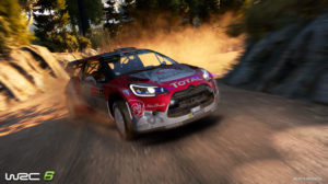 WRC 6 Races Into Stores For PS4, Xbox One, and PC Today
