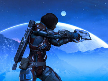BioWare Officially Confirms No More Single-Player Patches Will be Released for Mass Effect Andromeda