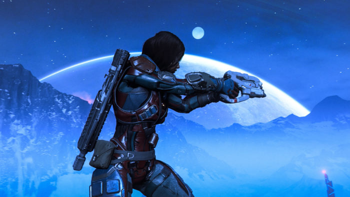 Mass Effect: Andromeda Adds Post-Launch DLC to Digital Editions