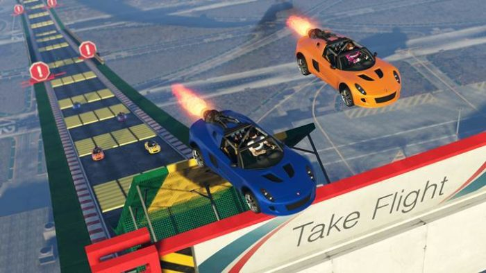Another New GTA 5 Online Update Has Arrived - Gameranx