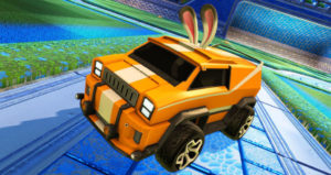 Rocket League's Dropshot Mode Begins Today; Adds Easter Items