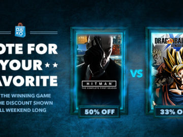 Sony Ask Gamers To Vote For Their Next Game Discount