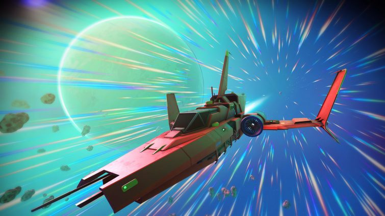 Hello Games Detail Path Finder Update for No Man's Sky; Adds PS4 Pro Support, Planetary Vehicles and More