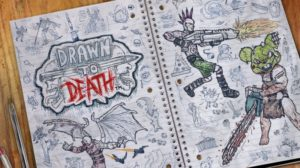 Drawn To Death Revealed as The First Free Game Coming To PS Plus In April