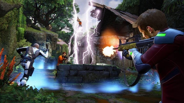 Uncharted 4 Multiplayer Update Adds King of the Hill Game Mode