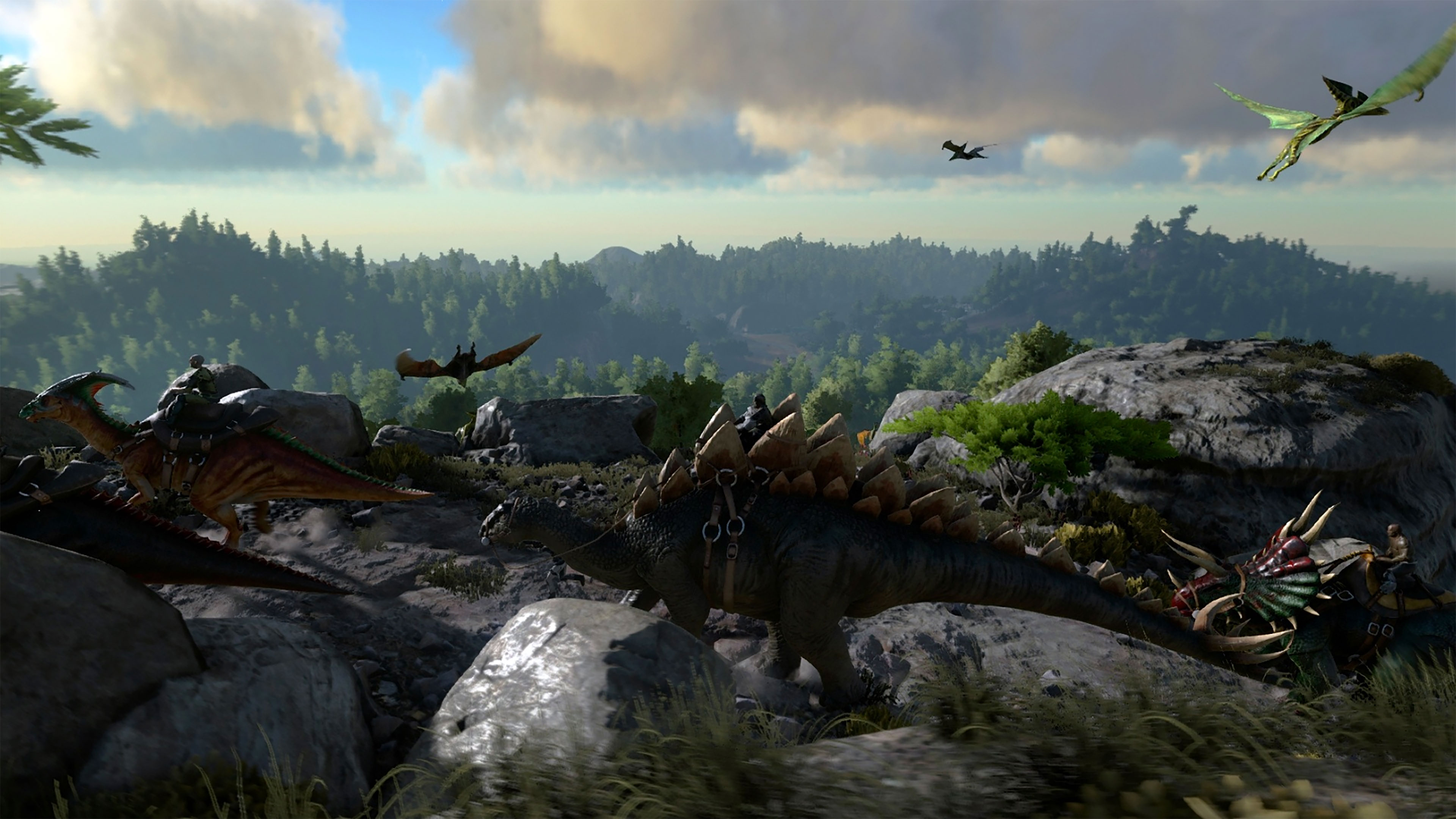 Ark Survival Evolved Backgrounds