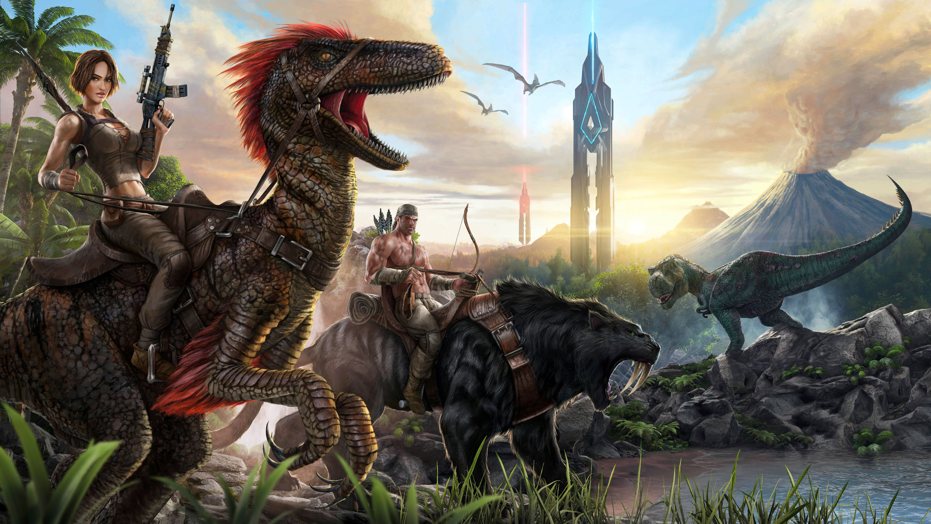 Studio Wildcard Looking Into ARK: Survival Evolved's