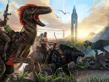 ARK: Survival Evolved Update Adds New Dinosaurs, New Structure, New Sounds and More