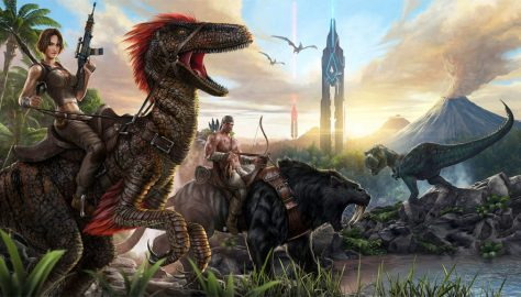 ARK-Survival-Evolved-720P-Wallpaper