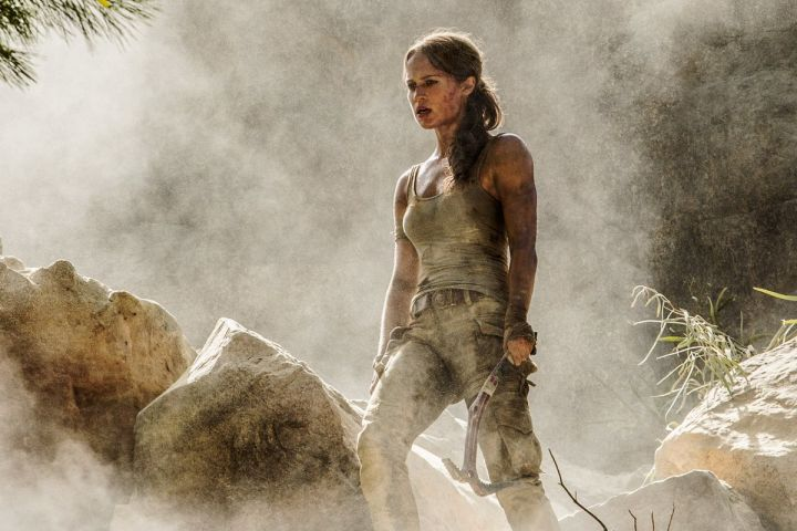 Warner Bros Release First Official Images for the Tomb Raider Film; Story Description Detailed