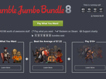Check Out The Humble Jumbo Bundle 8