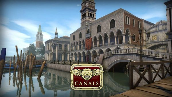 Counter-Strike: Global Offensive Has a New Canals Map Set in Historic City