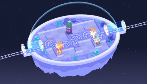 Cosmic Express Screenshot (1)