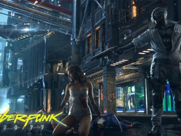 Cyberpunk 2077 Gets Insane Futuristic Trailer