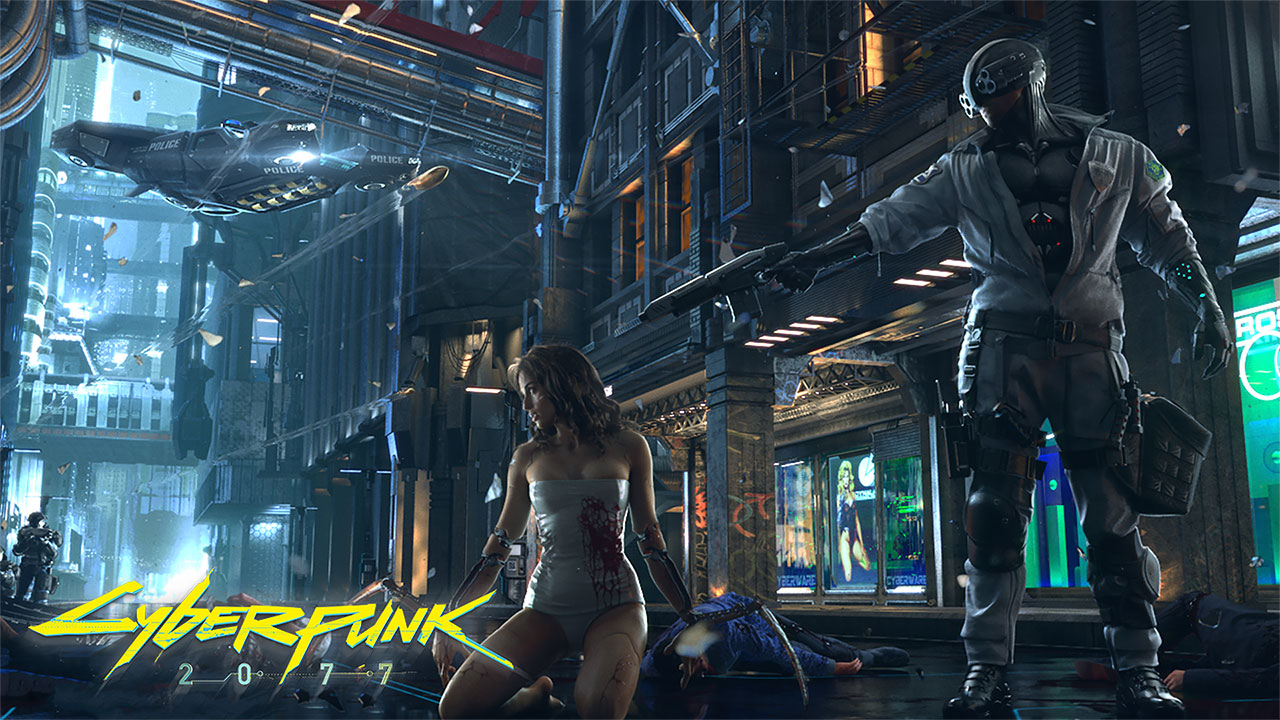 Cyberpunk 2077 Wallpapers In Ultra Hd 4k Gameranx