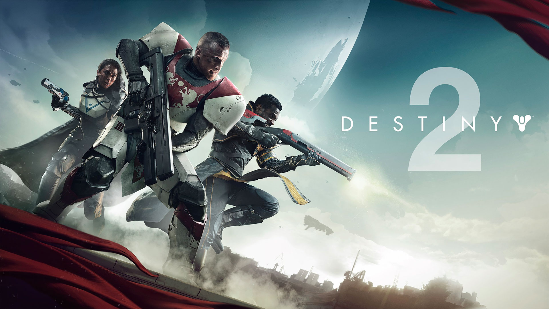 Destiny 2 Wallpaper 1920x1080: Destiny 2 Wallpapers In Ultra HD