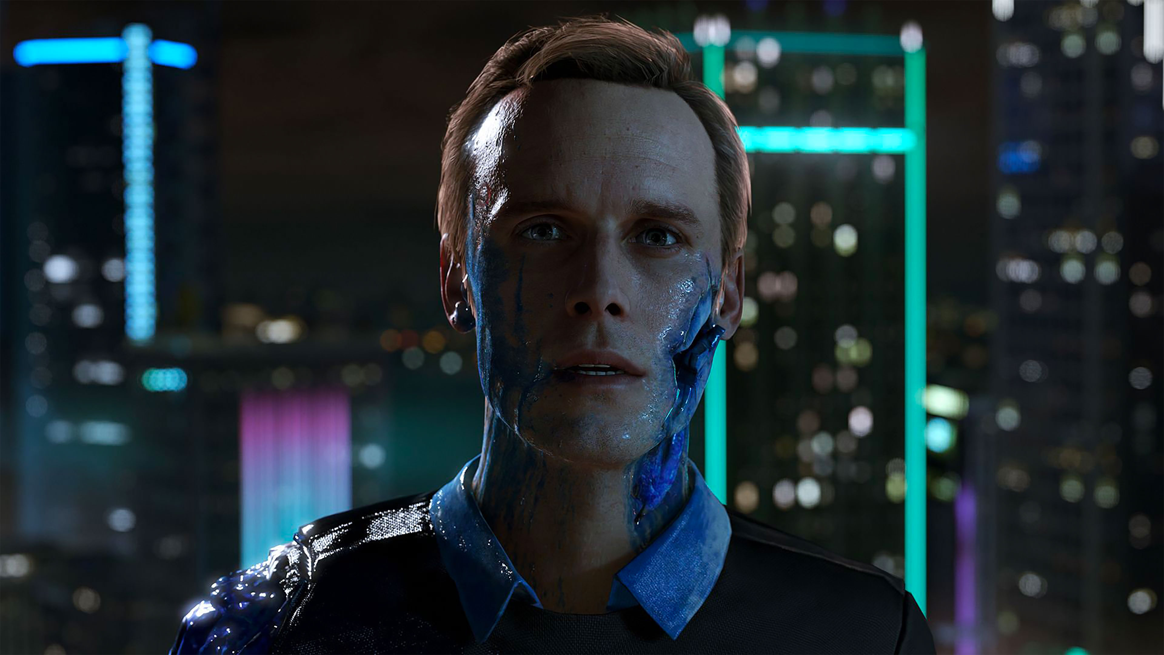 Detroit Become Human Wallpapers In Ultra Hd 4k Gameranx