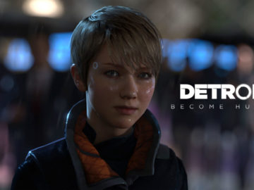 "Detroit Become Human Dev: ""Sony Does a Remarkable Job Showing That the Solo Game Is Not Dead"""