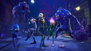 Fortnite PlayStation-Exclusive Heroes Revealed