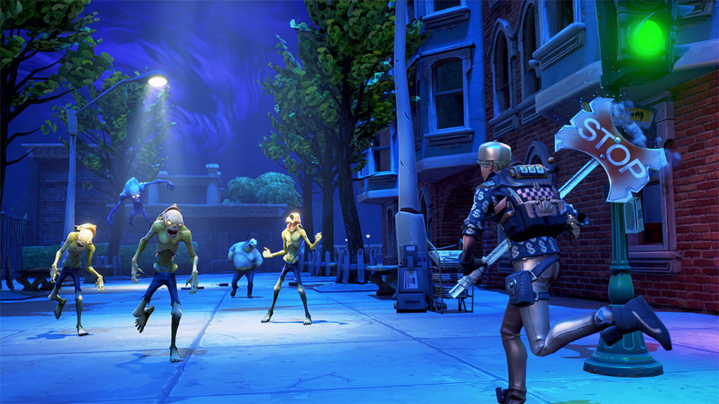 Fortnite update adds horde bash mode changes made to - Fortnite save the world wallpaper ...
