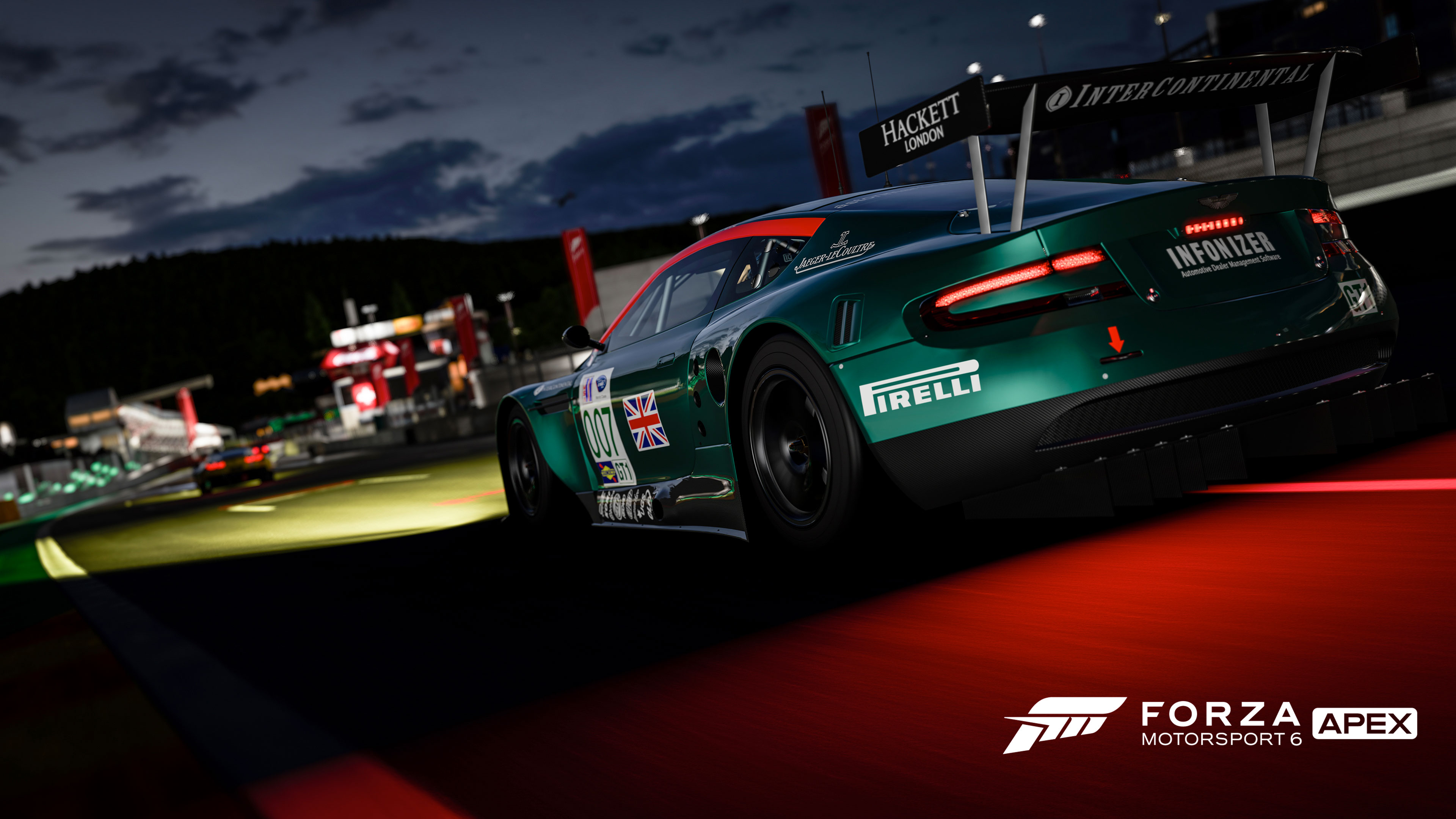 Forza Motorsport 7 Wallpapers Ultra Hd Gaming Backgrounds: Forza Motorsport 6 Wallpapers In Ultra HD
