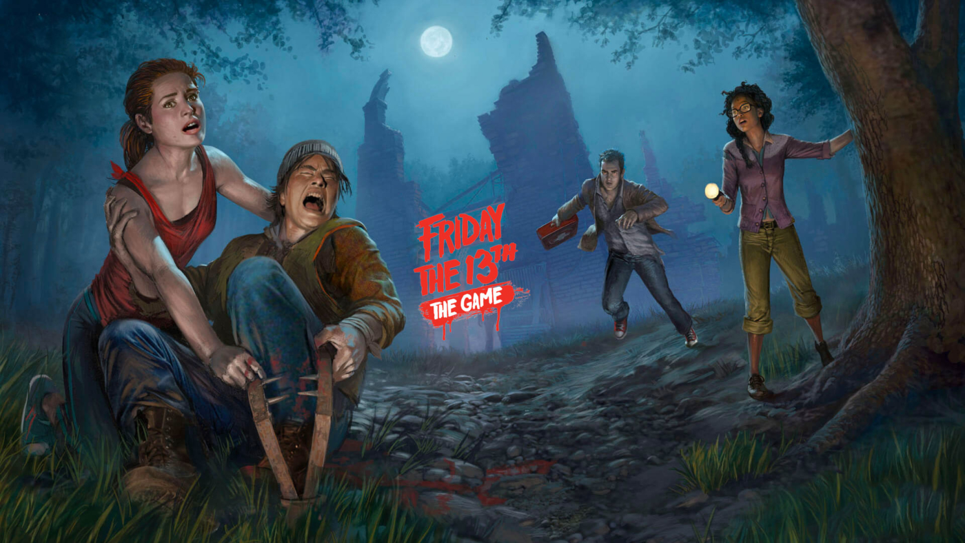 Friday The 13th Game Wallpaper: Friday The 13th: The Game Launches This May