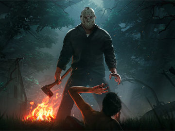 Friday the 13th the game Wallpapers in Ultra HD | 4K