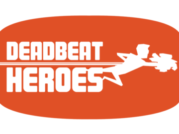 Deadbeat Heroes Will Be Published By Square Enix Collective